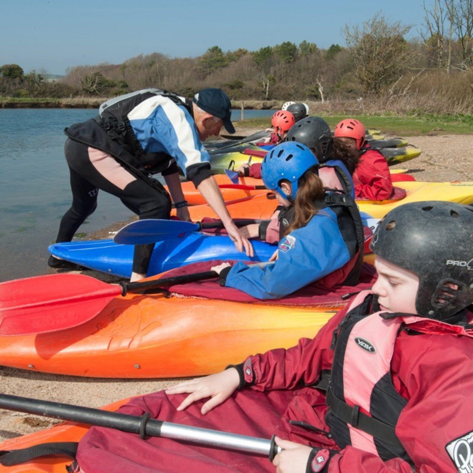 Grid kayaing canoeing 3